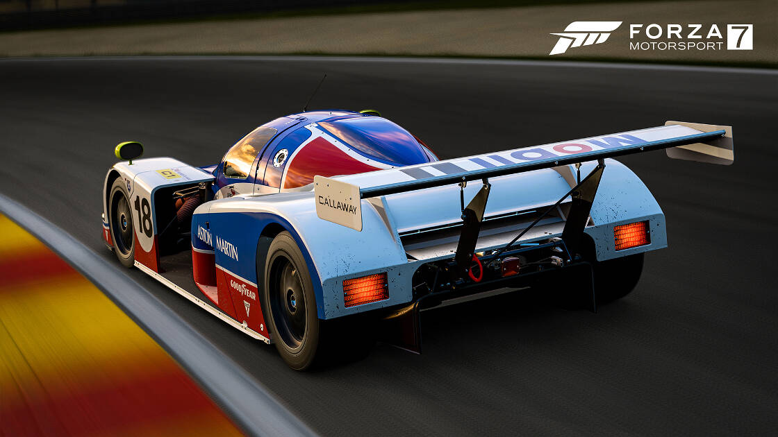 """Biggest update in Forza Motorsport history"""" is coming to Forza 7"""