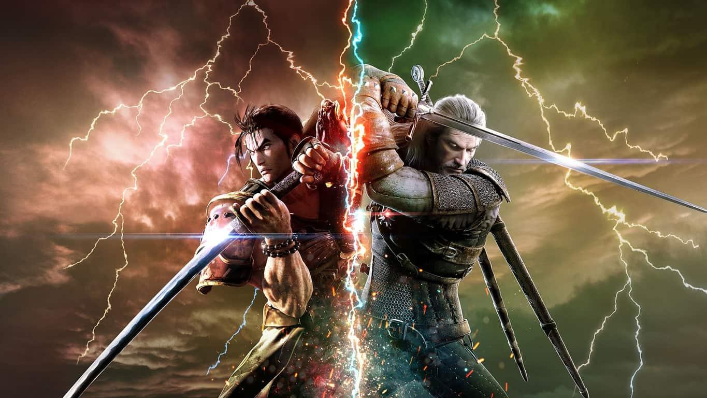 Soulcalibur VI video game on Xbox One