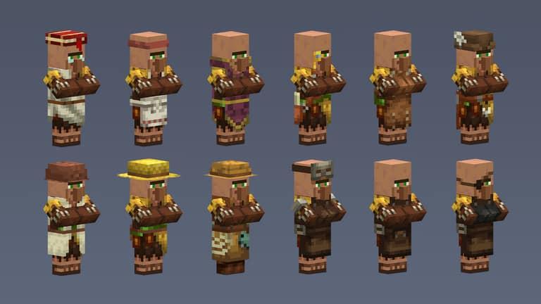 Minecraft Village and Pillage update