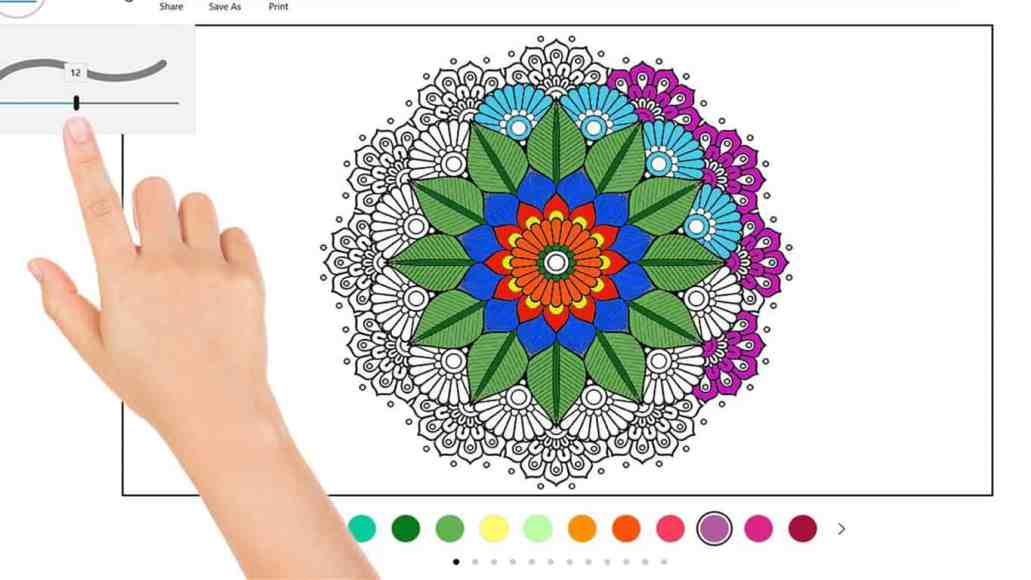 Tired of paying $100 for Windows 10 coloring book apps? Grab this ...