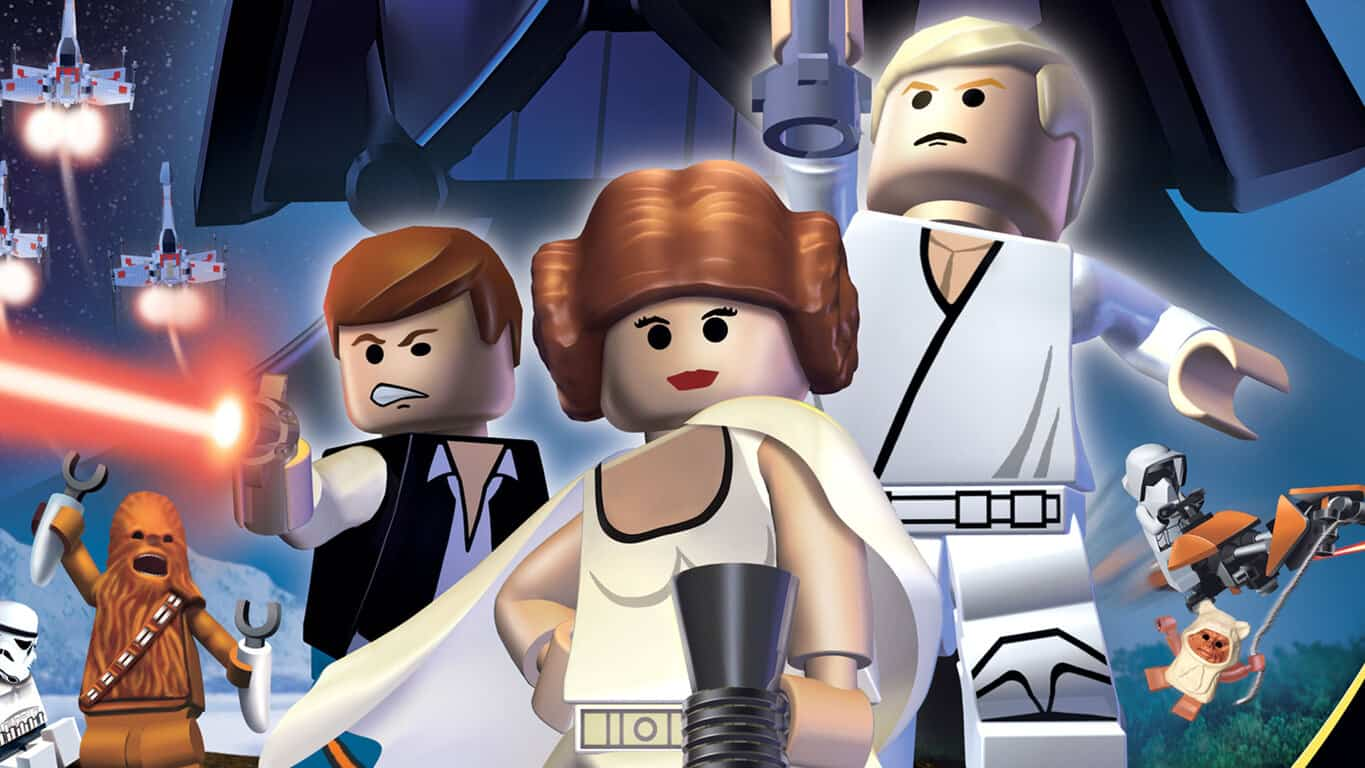 LEGO Star Wars II The Original Trilogy Video Game on Xbox One and Xbox 360