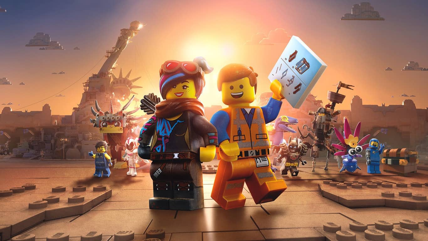 The LEGO Movie 2 Videogame on Xbox One