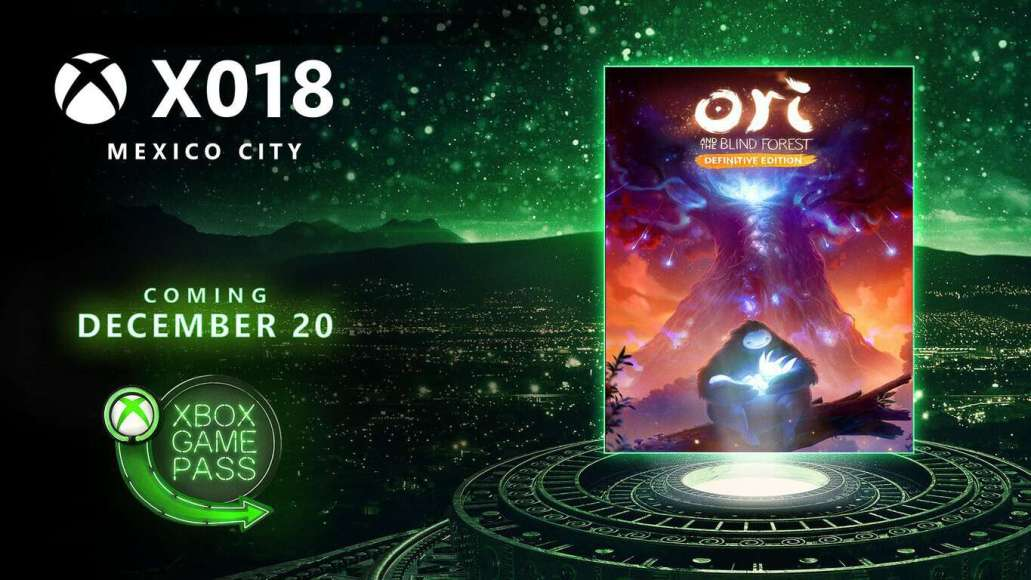 Ori and The Blind Forest Xbox Game Pass