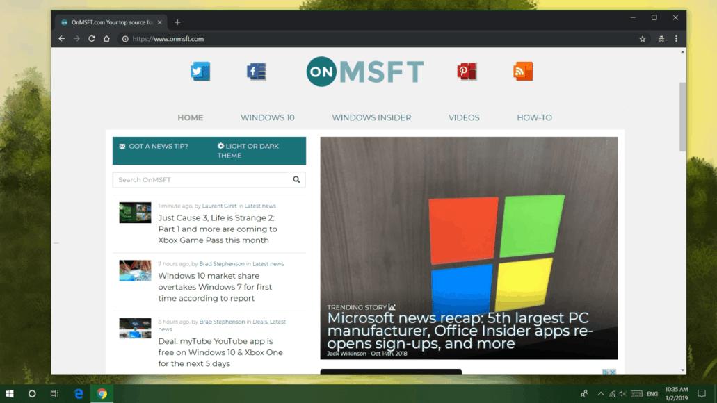 windows 10s mode