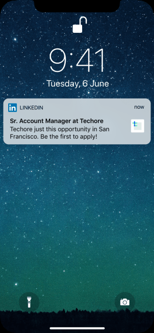 LinkedIn rolls out Instant Job Notifications – get mobile