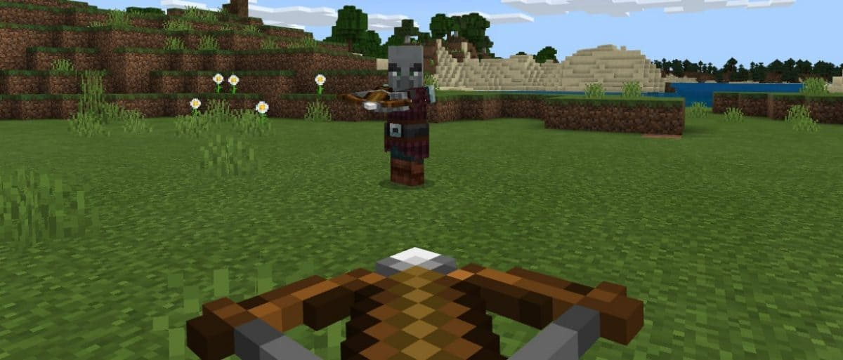 Latest Minecraft Bedrock update brings crossbows and