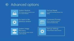 Microsoft Windows 10, Settings, Windows, Startup