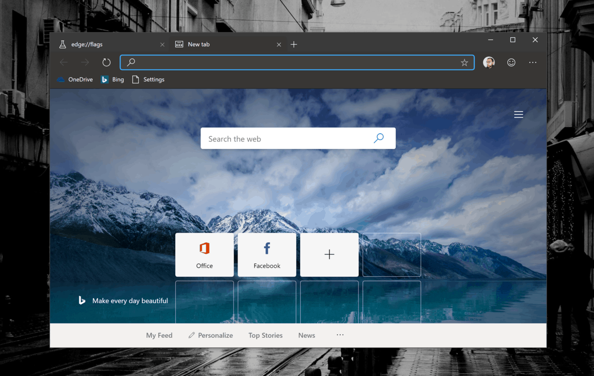 Microsoft's revamped Edge is ready - and you can download the beta today