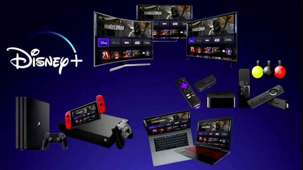 Disney Plus Xbox One