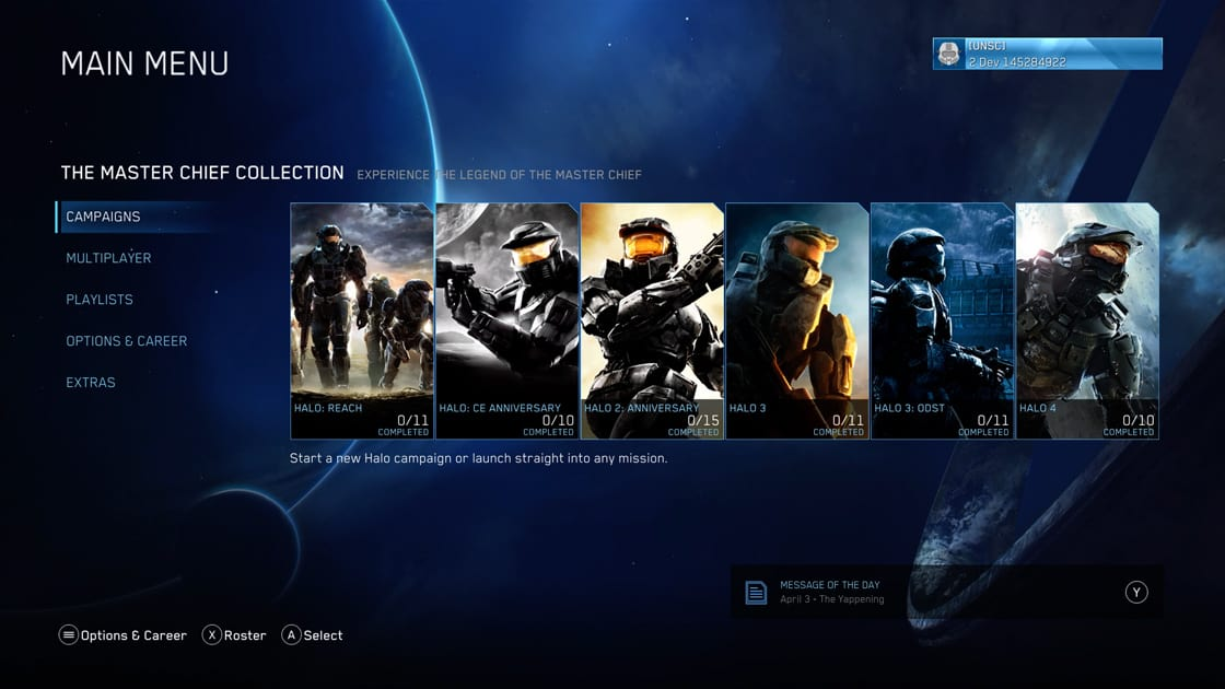 Remastered Halo: Reach game should ship to select Halo