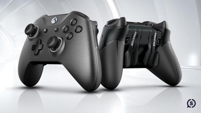 New SCUF Prestige Xbox Controller gives Microsoft's Xbox Elite