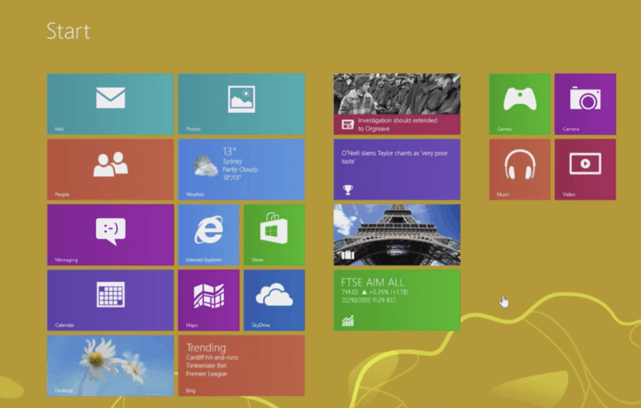windows 8.1 10