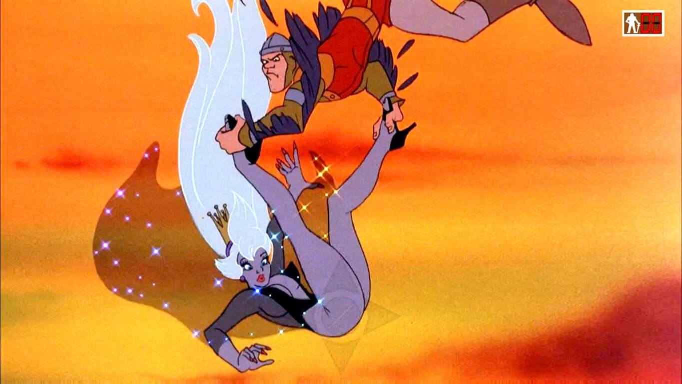 Dragon's Lair Trilogy Video Game on Xbox One