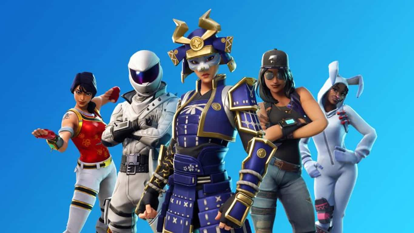 Xbox One, Nintendo Switch, and PS4 Fortnite players can no