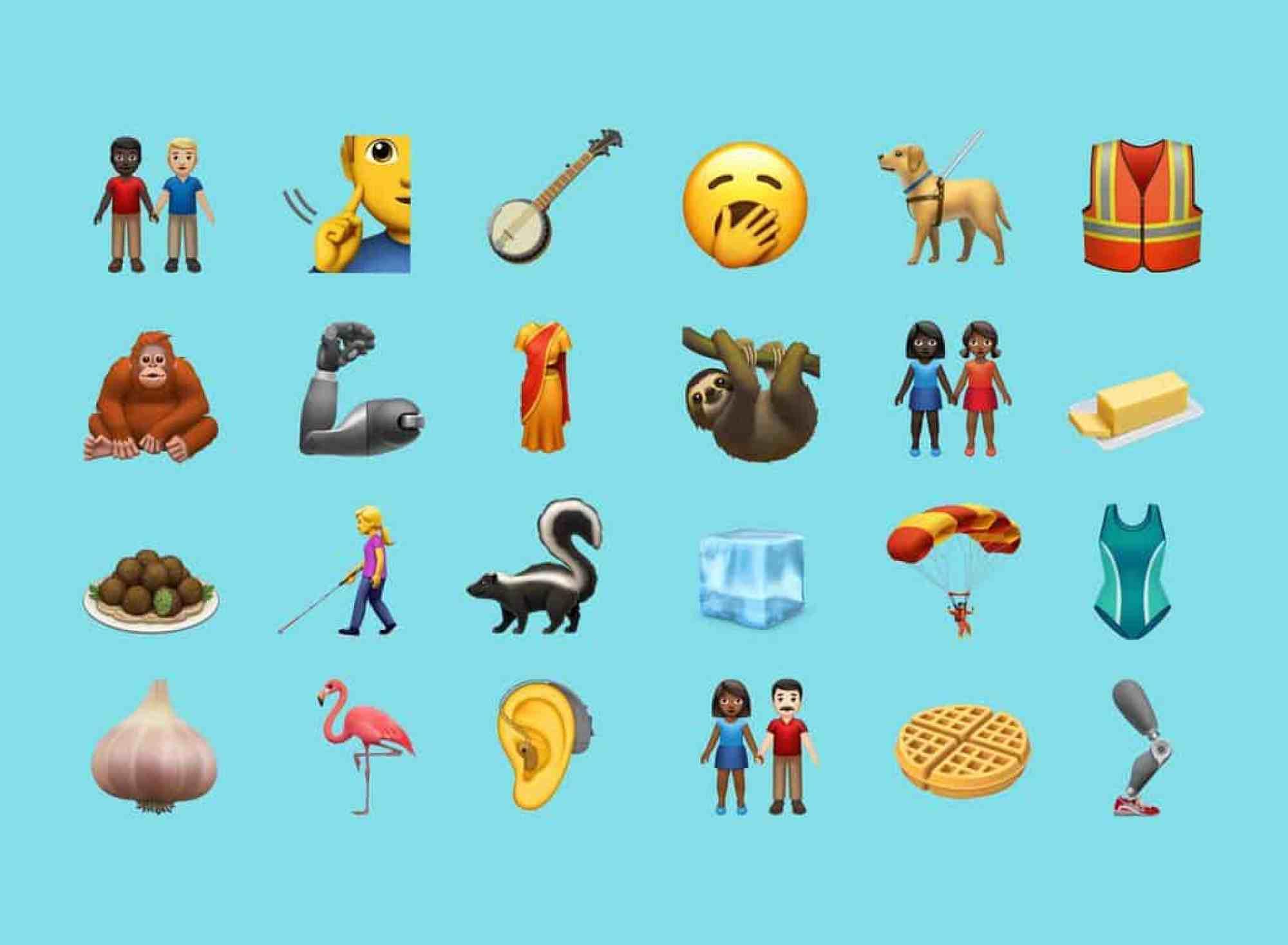 Opinion: Windows 10 Emojis need a Fluent Design Update
