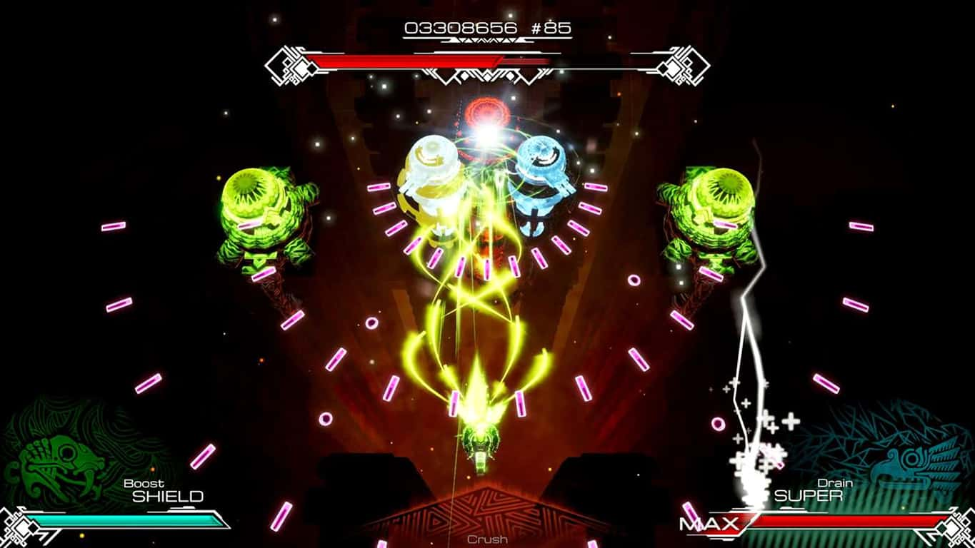 Pawarumi is a new 4K Xbox One shoot-em-up video game with
