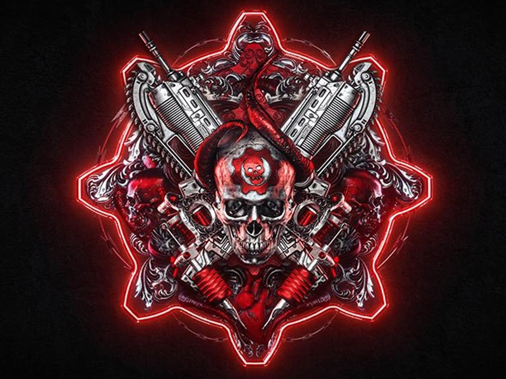 Gears of War: Gears Ink Logo