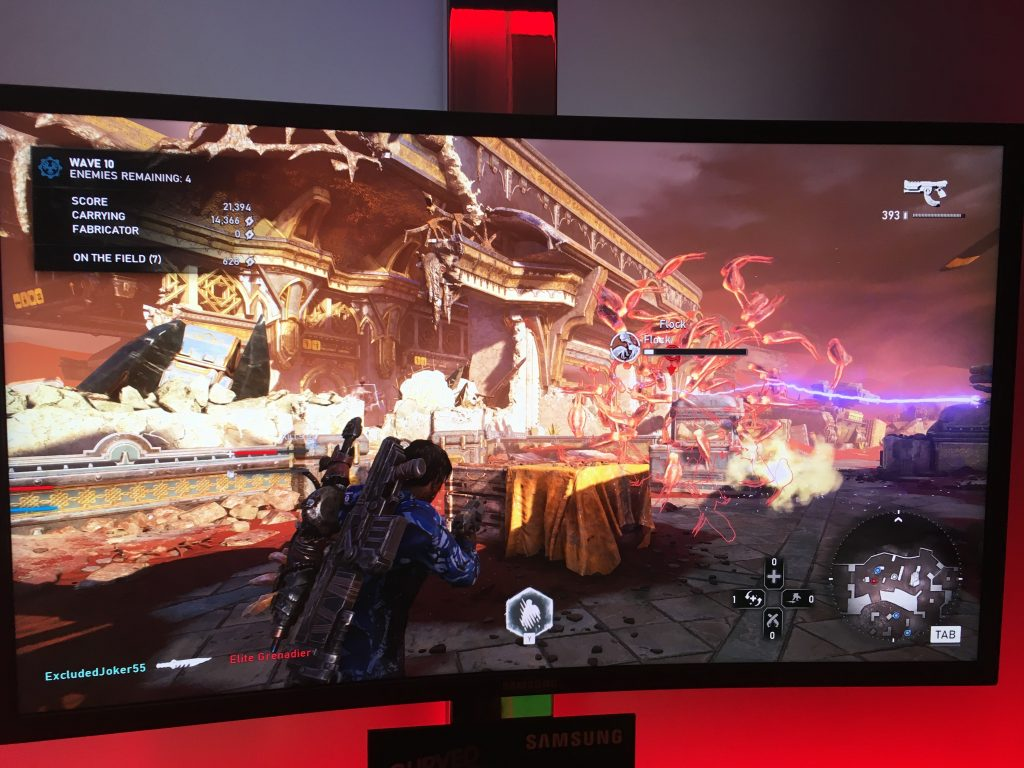 We tried Gears 5 Horde Mode, Halo: Reach on PC, Minecraft Dungeons and more at Gamescom, here are our first impressions