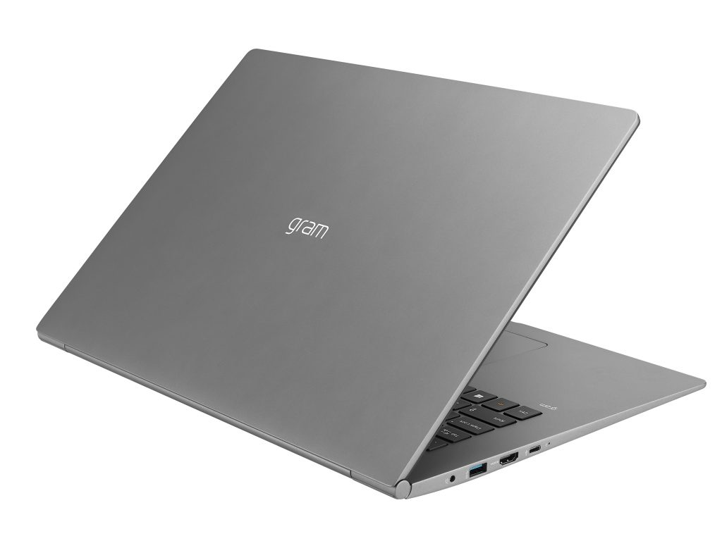 LG gram ultraportable laptop