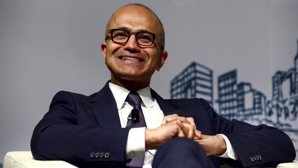Satya Nadella, Microsoft SEO