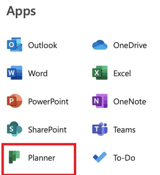 Microsoft Planner gets a weird new icon, inspired by the other Office 365 apps