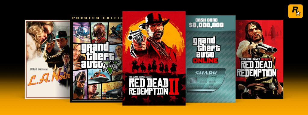More than 500 Xbox games discounted with Rockstar Games, Square Enix and Extended Play Sales