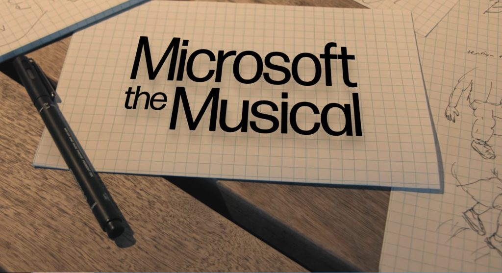 Strange new Microsoft musical video pokes fun at Windows Phone, Vista, Surface, and more