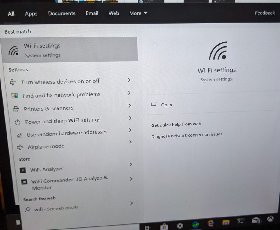 Microsoft acknowledges issues with Intel and Broadcom Wi-Fi adapters on Windows 10 version 1903