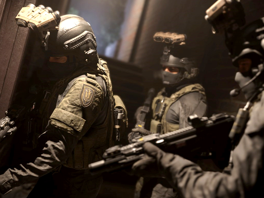 Call Of Duty: Modern Warfare video game on Xbox One