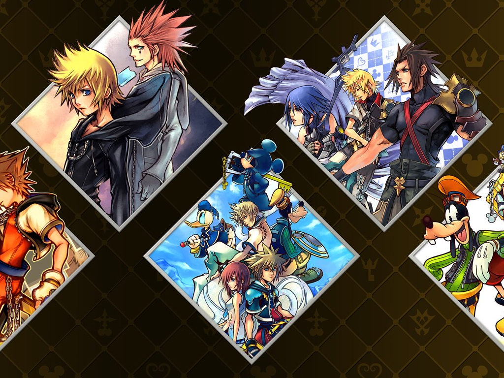 Xbox One Listings For Kingdom Hearts Hd 1 5 2 5 Remix And Reigns