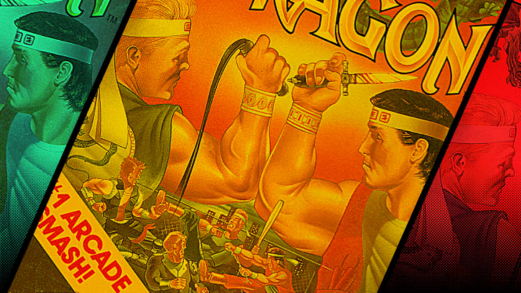 Double Dragon and six other console classics are now available for Xbox One