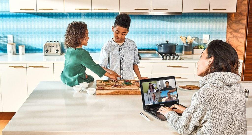 Videoconferencing skyrockets on Microsoft's Teams software