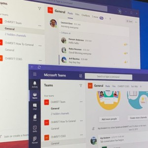 Microsoft is building a new web-based Teams desktop app