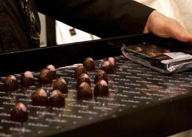 hotel chocolat champagne truffles
