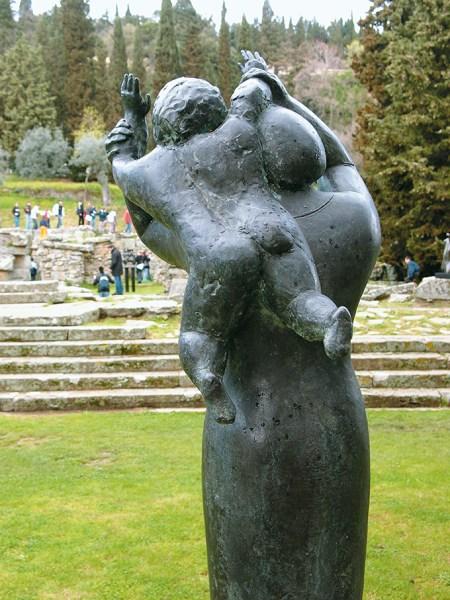 onofrio_pepe_madre_e_bambino
