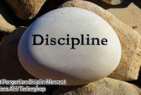 Pengertian Disiplin Menurut Para Ahli