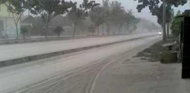 Hujan Abu