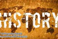 Pengertian Sejarah Menurut Para Ahli