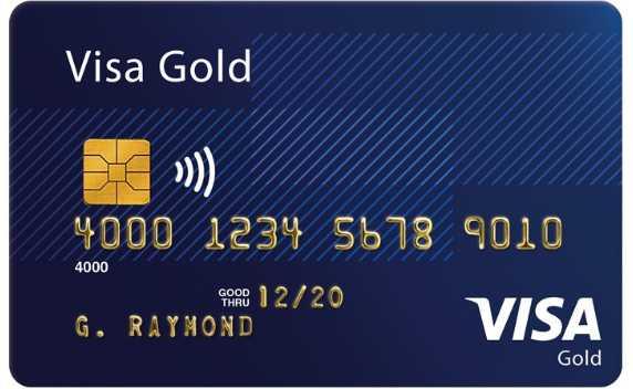 contoh kartu kredit