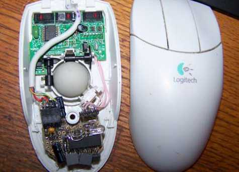mechanical mouse