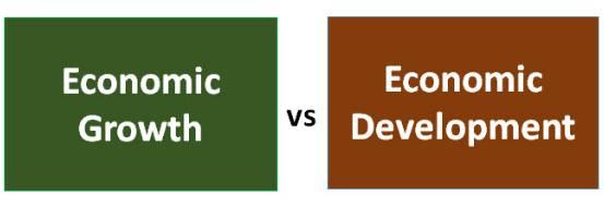 Perbedaan Pertumbuhan Ekonomi dan Pembangunan Ekonomi