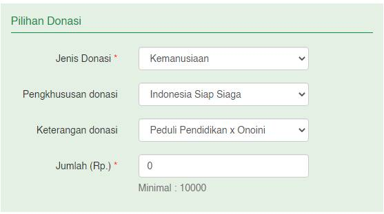 cara donasi dompet dhuafa