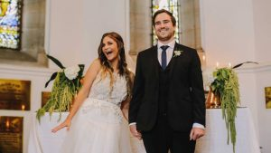 Dean and Tamryn's wedding DJ review