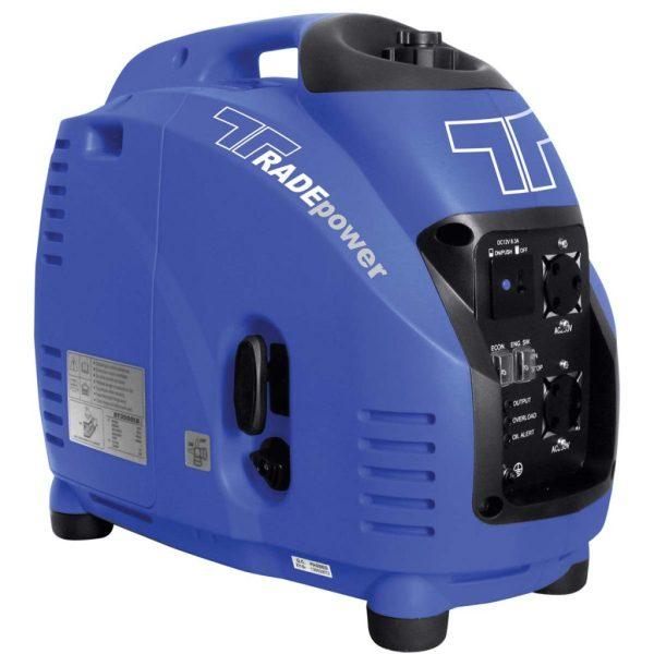 3.5kW silent generator, suitable for audio equipment