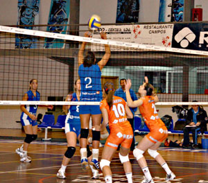 CAT venceu Sports Madeira