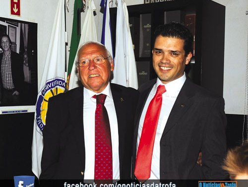 Eduardo Pinheiro é o presidente do Rotary Club