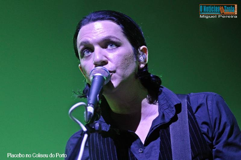 Placebo no Coliseu do Porto Foto-Reportagem
