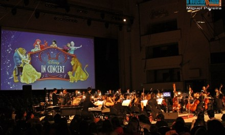 Disney in Concert no Coliseu do Porto Fotorreportagem