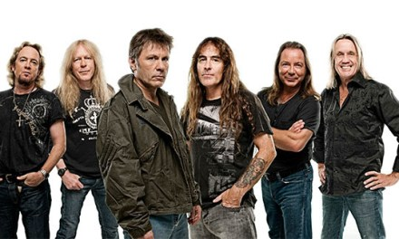 Iron Maiden ao vivo em Portugal