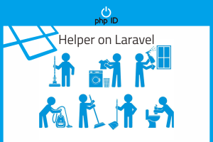 helper on laravel